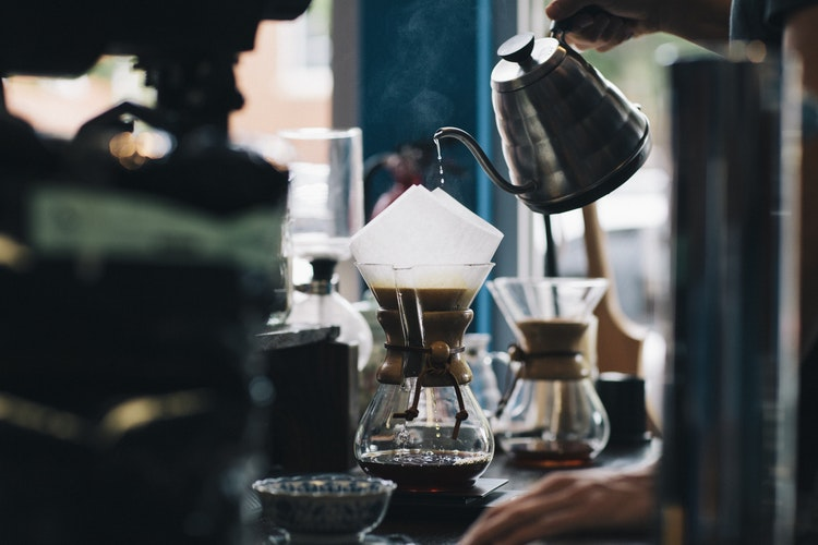 Kahve demleme, Coffee Brew