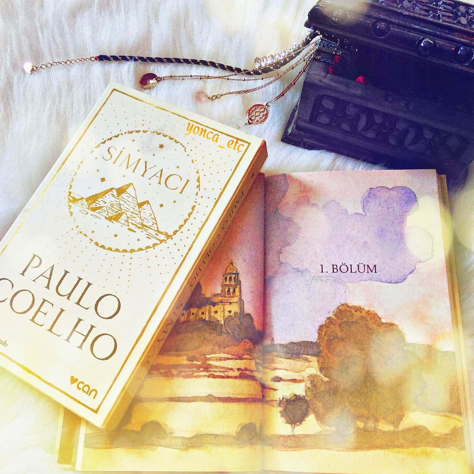 Simyacı, Paulo Coelho