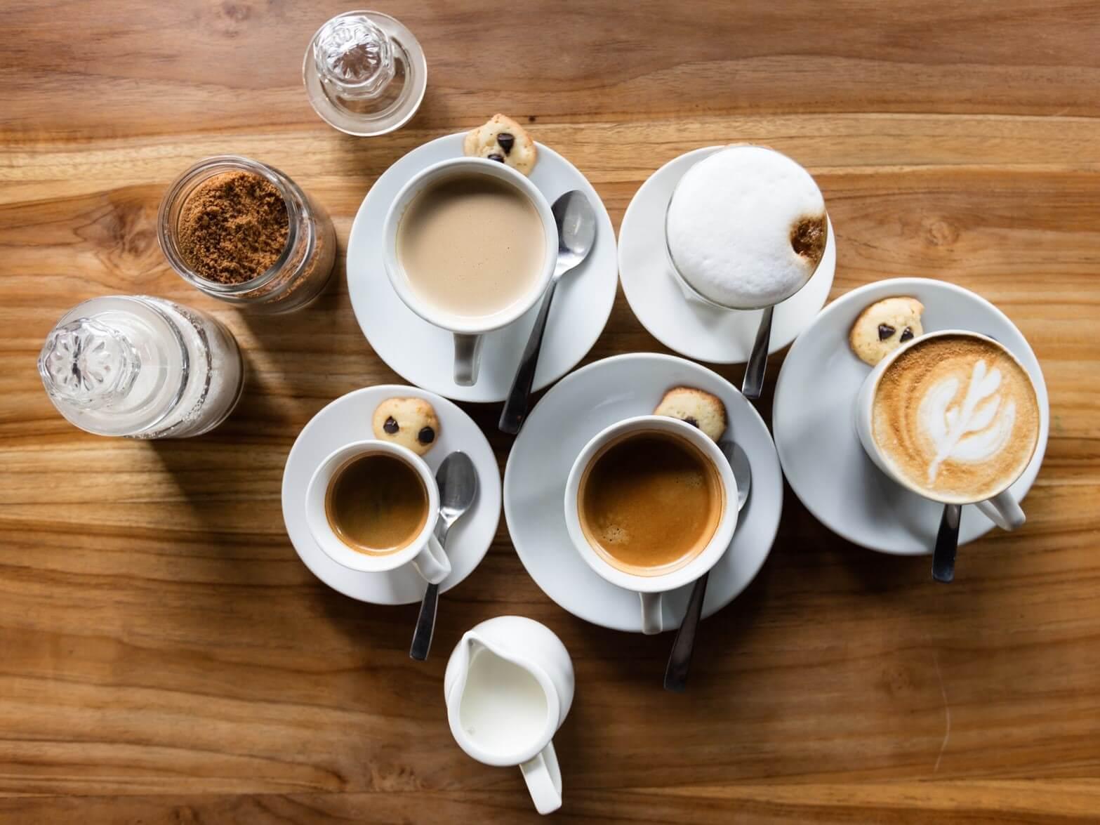 Dünya Kahveleri, World Coffee