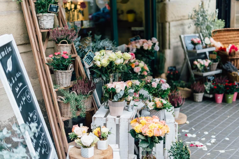 Çiçekçi, Florist