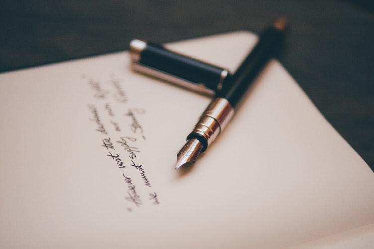 Dolma kalem, pen