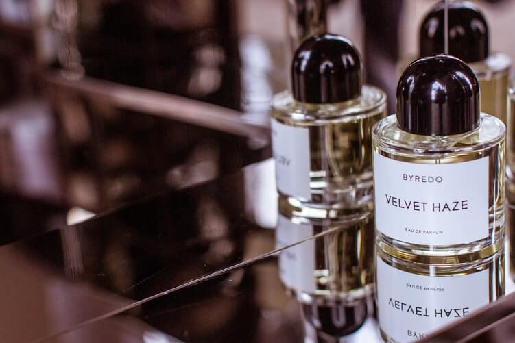 Parfüm, Parfume