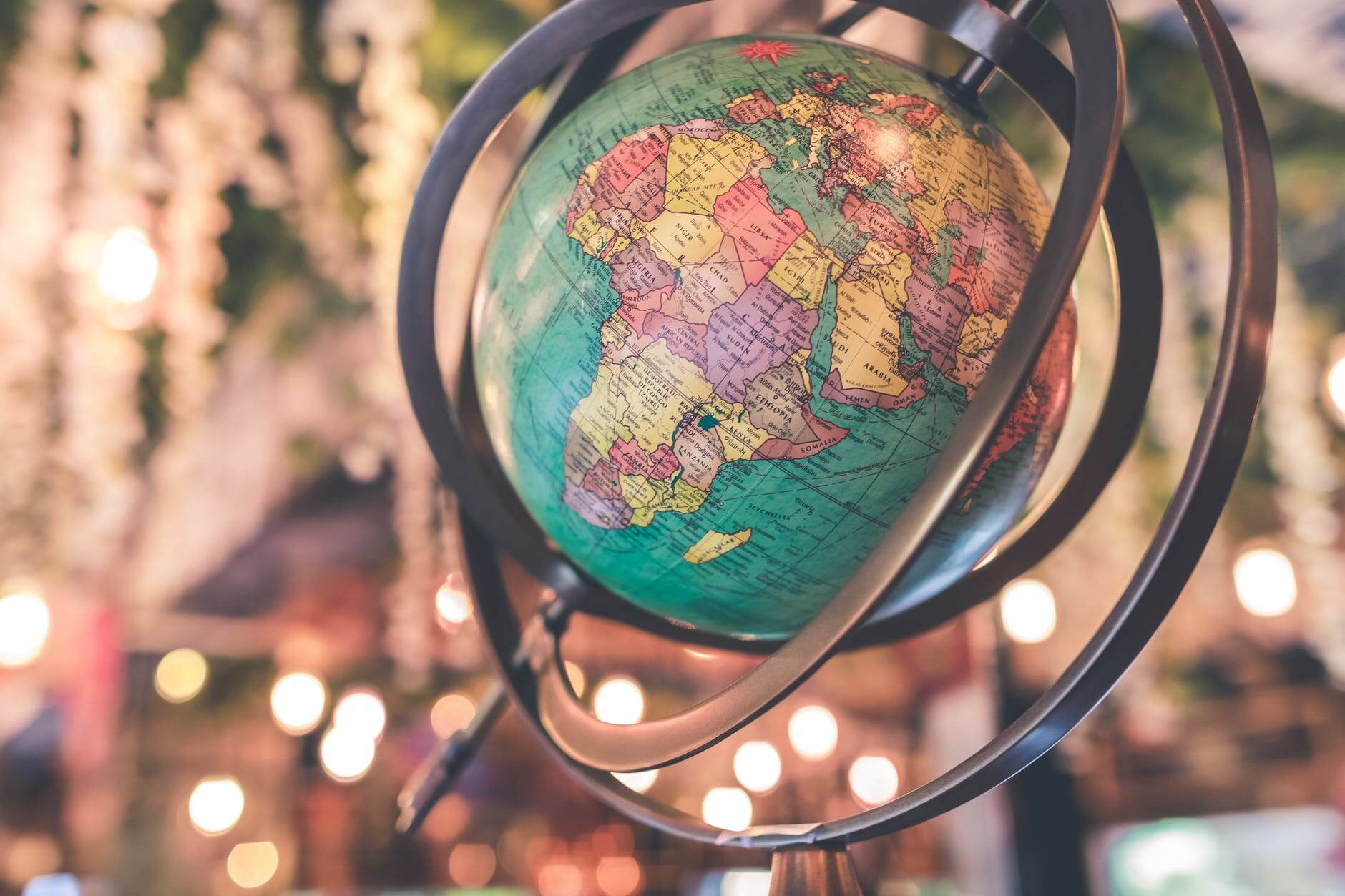 Dünya Küresi, World Sphere