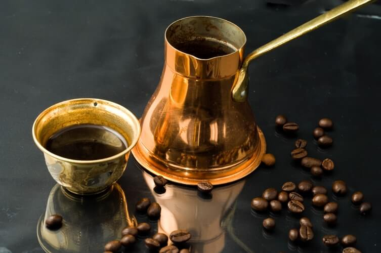 Dibek Kahvesi, Turkish Dibek Coffee