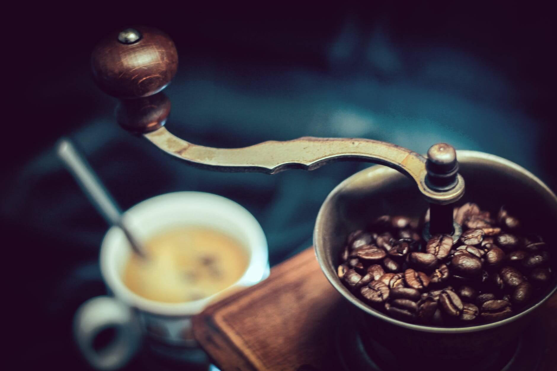 Kahve Öğütücü, Coffee Grinder