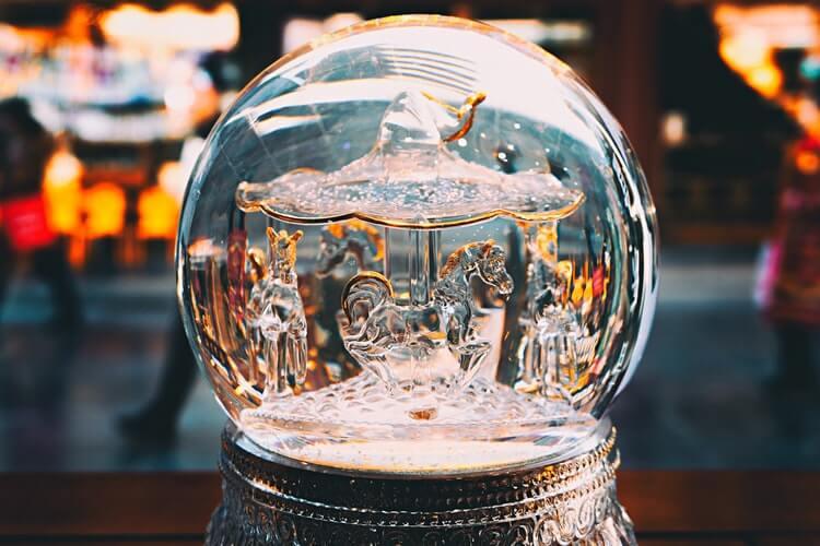 Kar Küresi, snow globe