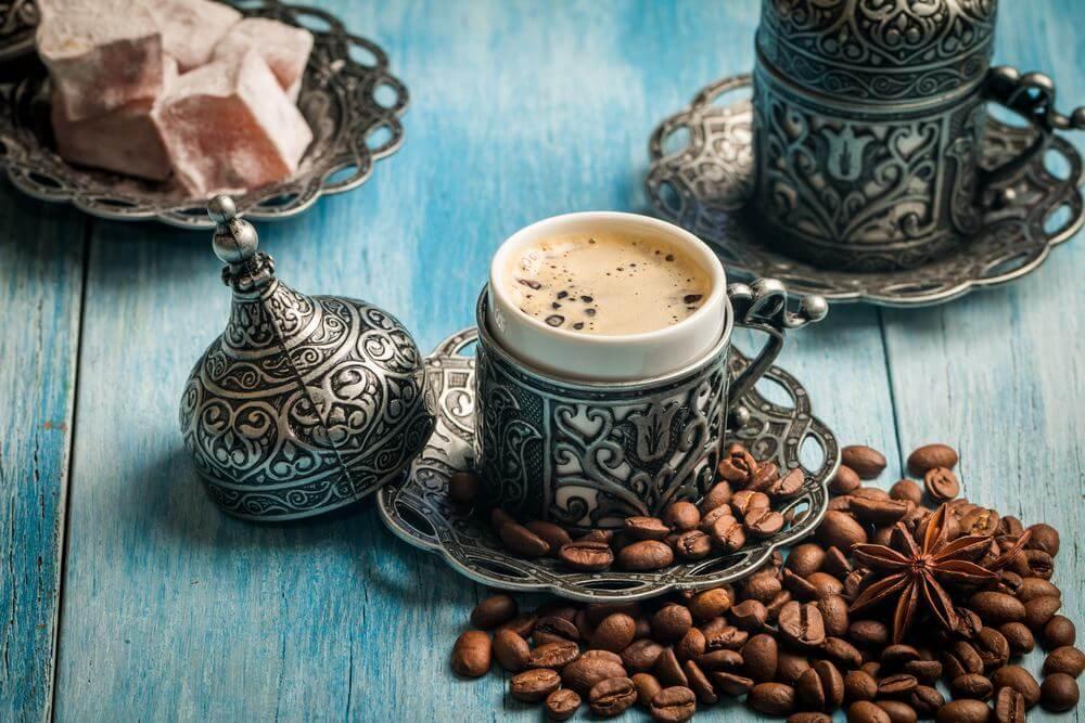 Türk Kahvesinin zararları, Turkish coffee losses