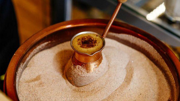 Türk Kahvesi, Turkish Coffee