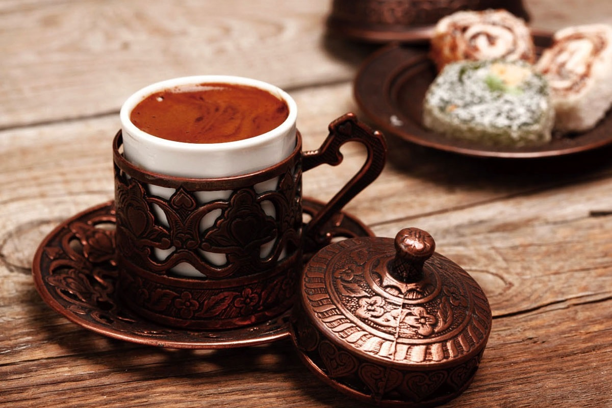 Türk Kahvesi, Turkish Coffee