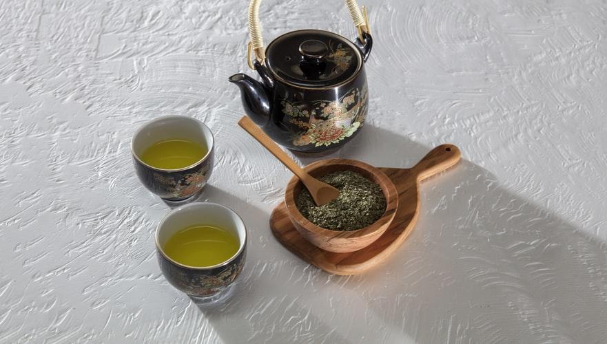 Çin Yeşil Çayı, Chinese Green Tea