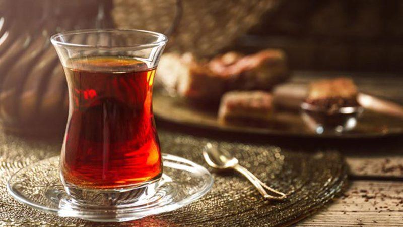 Çay, tea