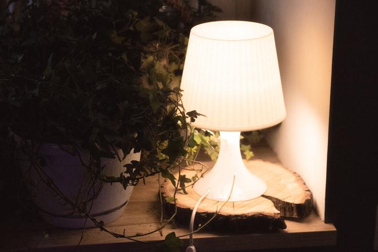Abajur, lampshade