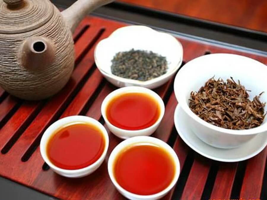 Assam Çayı, Assam Tea