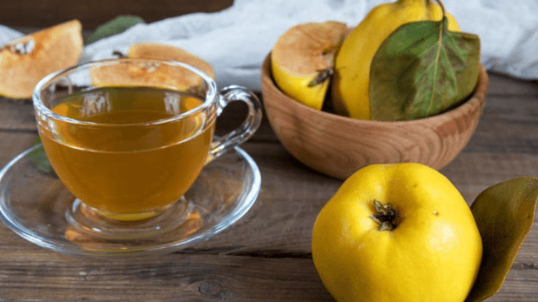 Ayva Çayı, Quince Tea