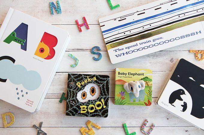 Bebek Kitapları, Baby Books
