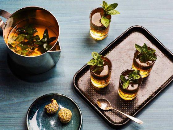 Nane Çayı, Mint Tea