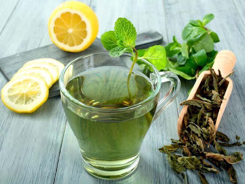 Nane Limon Çayı, mint lemon tea