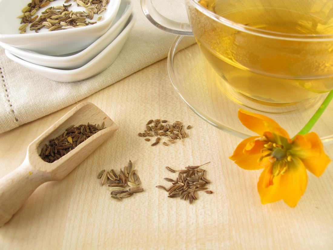 Rezene Çayı, Fennel tea