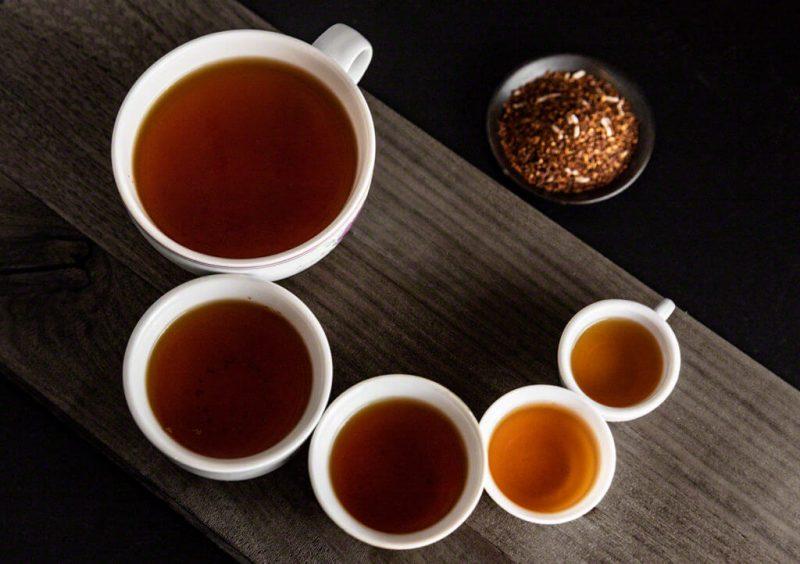 Rooibos Çayı, Rooibos Tea