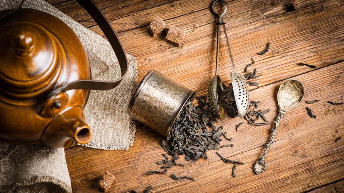 Ceylon Tea, Seylon Çayı