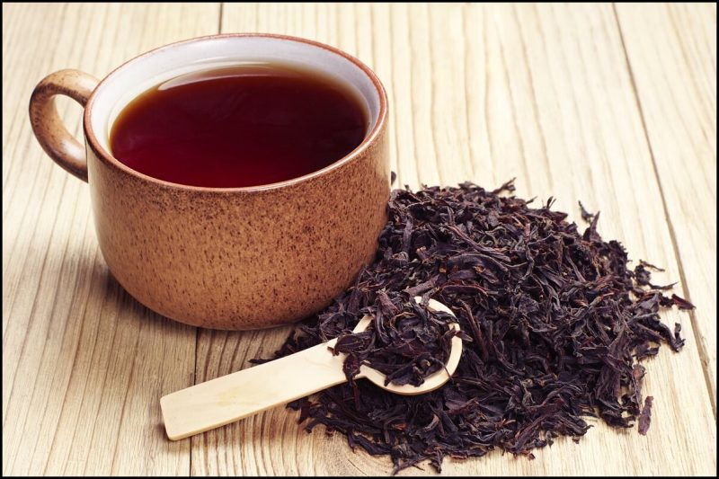 Siyah Çay, Black Tea