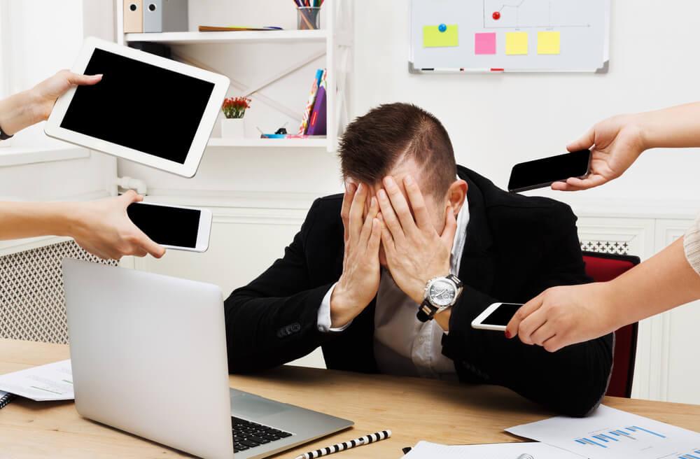 Yeni iş sorunları, New job Problems
