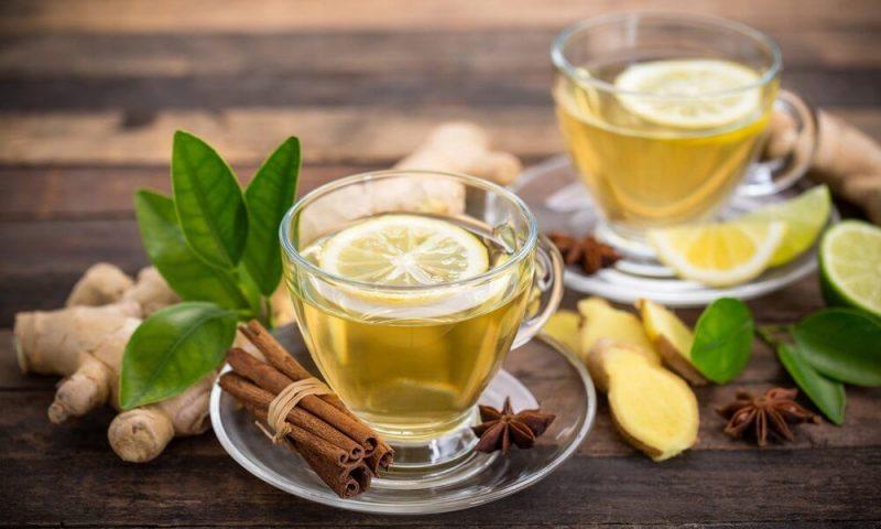 Zencefil, Bal ve Karanfil Çayı,  Ginger, Honey and Clove Tea