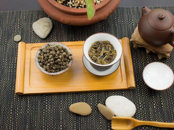 Jasmine Pearls Çayı, Jasmine Pearls Tea