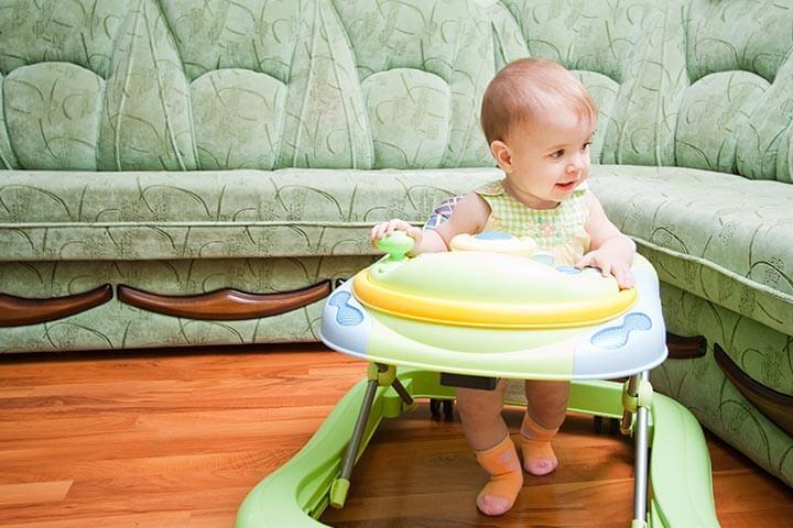 Yürüteç, baby walker