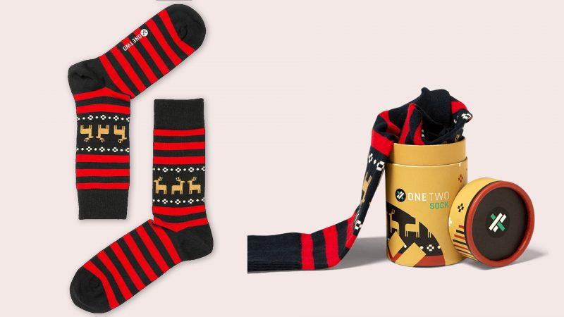 one-two-sock-dear-deer-renkli-coraplar