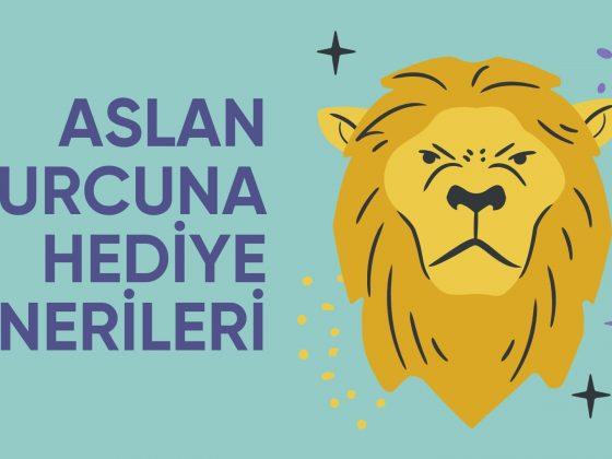 aslan burcuna hediye onerileri muhiku