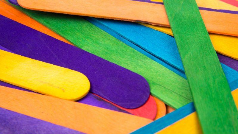 renkli abeslang cubuklar