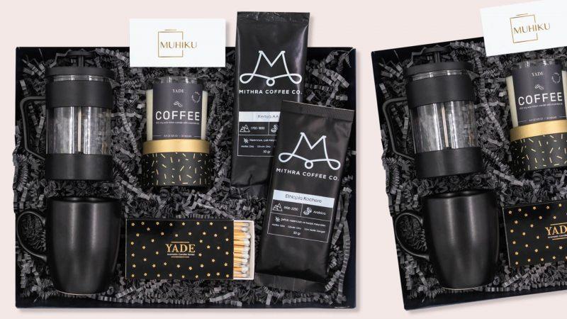 kahve arasi hediye kutusu
